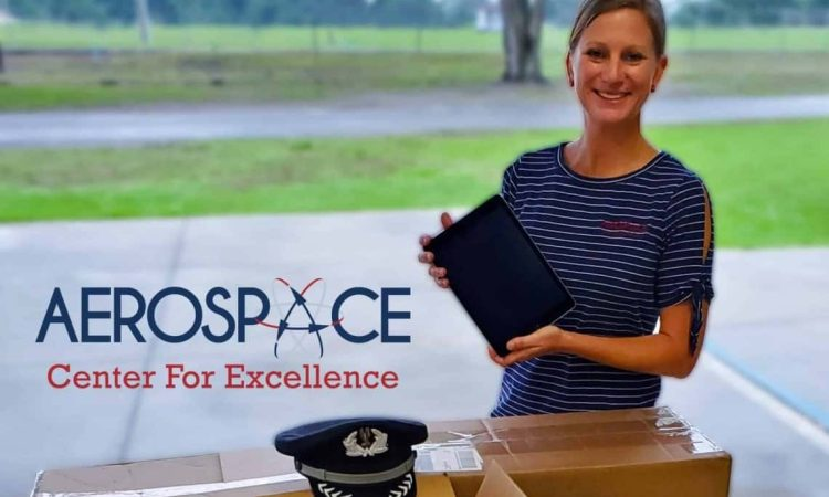 ACE receives 300 Ipads